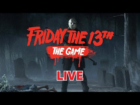 N G A B U B U R I T ! ! ! - Friday the 13th : The Game [Indonesia] LIVE