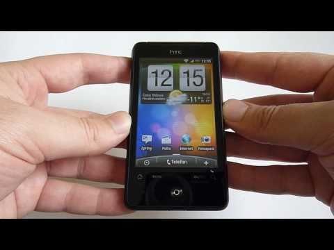 HTC Gratia: Videopohled