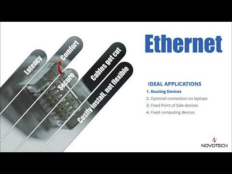 Using Ethernet For IoT