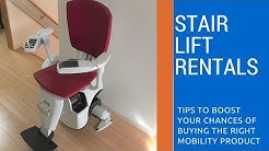 Stairlift Rental | Stair Lift Rentals | (855) 999-3915