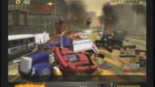 Burnout Revenge: Crash Junction: Cars Attacks