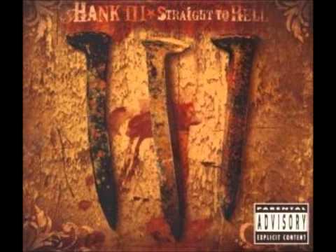 Hank III- Pills I Took