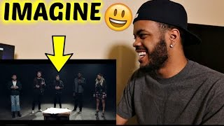[OFFICIAL VIDEO] Imagine - Pentatonix REACTION!!