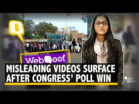 Post-Congress Win, Old Videos Resurface With Misleading Claims | The Quint