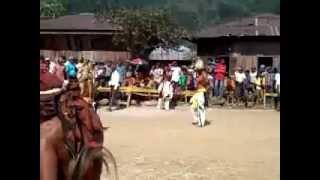 TARIAN CACI COMPANG TEBER MANGGARAI TIMUR