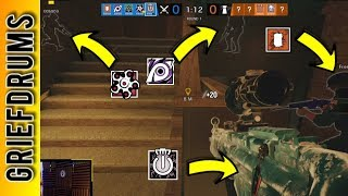 Learning from mistakes - Rainbow Six Siege Round Breakdown