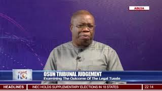 Osun Election: Examining The Outcome Of Tribunal's Verdict