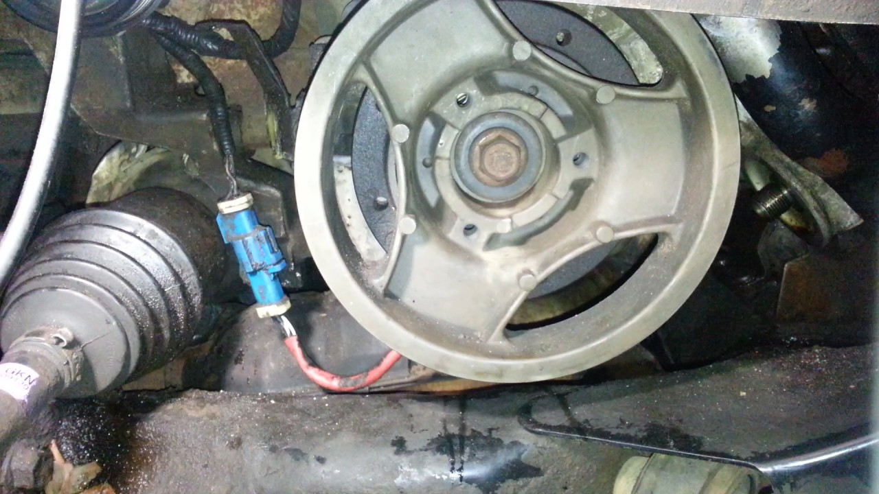 2000 Ford Taurus Crankshaft Pulley Diagram Wiring Diagrams Crank Tops S Replace Install Windstar Youtube 1280x720