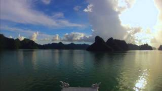 Backpacking through Vietnam - GoPro