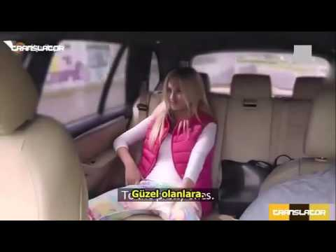 Partide Azan Sarışın Taksi Parasını Beleşe Getiriyor! Türkçe Altyazılı HD 2016