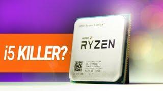 Der NEUE Intel i5 KILLER?! - AMD Ryzen 5 2600X im TEST