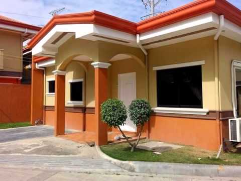 Fully Furnished 2Bedroom Bungalow House In Talamban Cebu YouTube