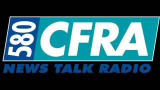 'Ask The Expert' on 580 CFRA