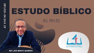 4IPS  | Estudo Bíblico - 13/05/2020
