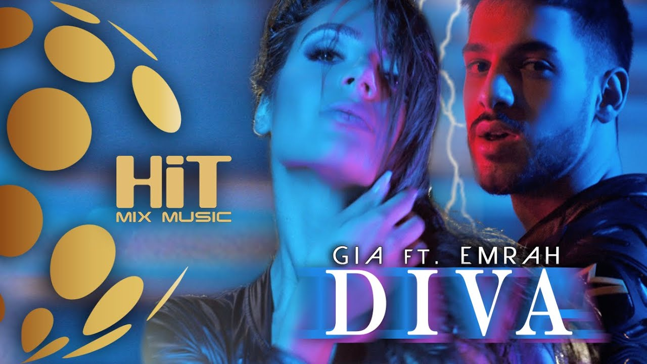 GIA ft EMRAH - DIVA [Official Video 2020]