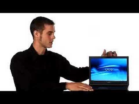 BuyTV Review Of The Sony Viao SZ260 CD T2400 Notebook
