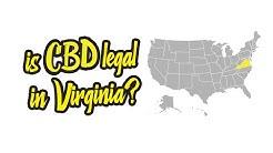 Is CBD legal in Virginia?