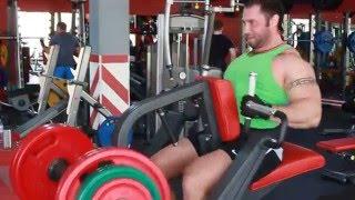 Спинища - всего три упражнения в тренировке спины