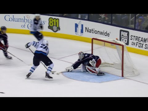 10/27/17 Condensed Game: Jets @ Blue Jackets