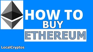 How To Simply Buy Cryptocurrency Ethereum  From Home During Corona