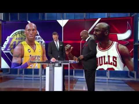 Gary Payton Picks Between Kobe Bryant and Michael Jordan
