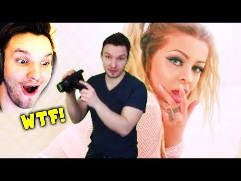 ICH REAGIERE AUF EURE GREENSCREEN VIDEOS !!!