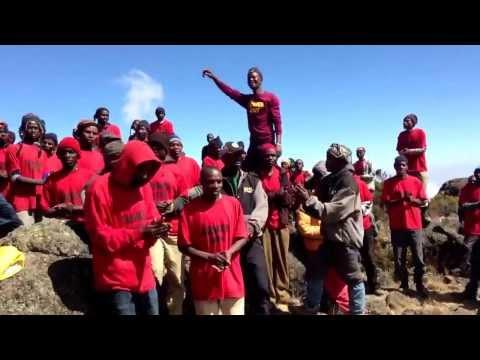 #Climb4Cord - Jambo Bwana on Mt. Kilimanjaro
