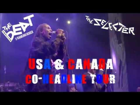 USA & CANADA - TOUR DATES 2018