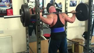 Squat 160kg x4