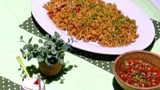 أرز فاهيتا الدجاج المكسيكي - روان التميمي