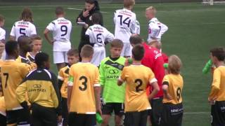 Nat. Elite U14 Sporting Lokeren - OHL - 08 oktober 2016