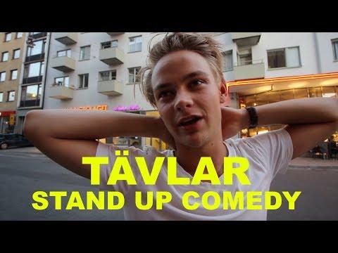 Tävlar i Stand Up Comedy