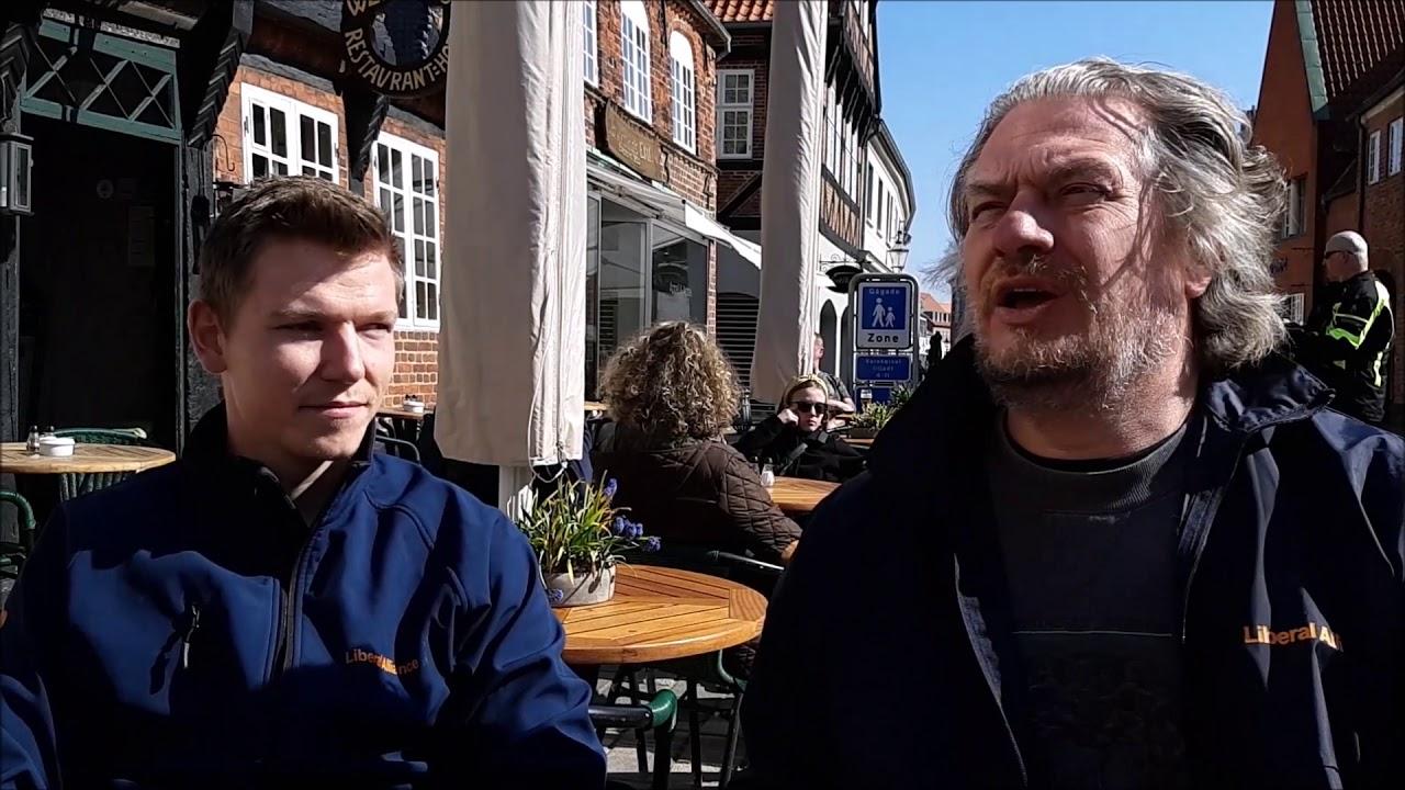 Burlund og Dahl: EU´s budget
