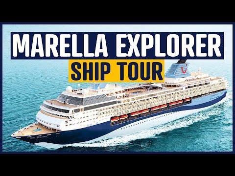 Marella Explorer Cruise Ship Tour