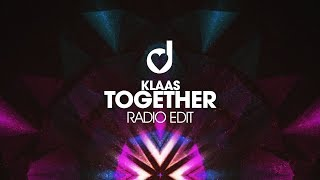 Klaas - Together (Radio Edit)