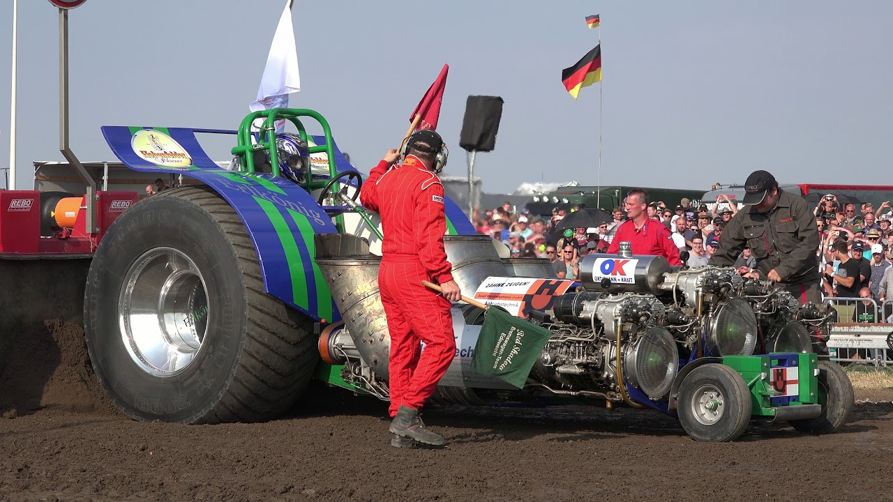 Modified 35t Tractor Pulling Edewecht 2018 By Mrjo Youtube