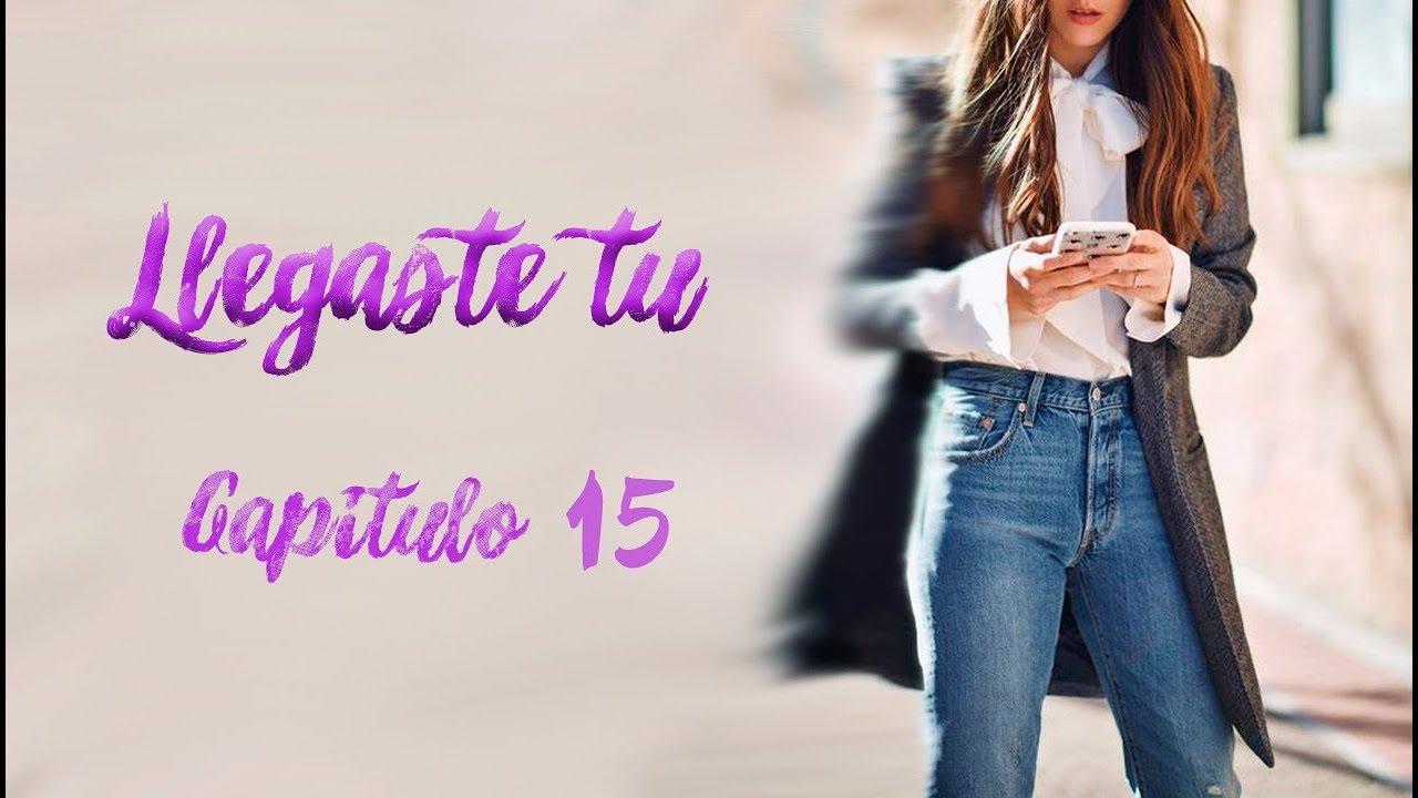 NOVELA CNCO | LLEGASTE TÚ | CAPÍTULO 15