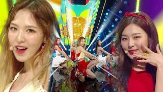 Gambar cover 《EXCITING》 Red Velvet (레드벨벳) - Red Flavor (빨간 맛) @인기가요 Inkigayo 20170730