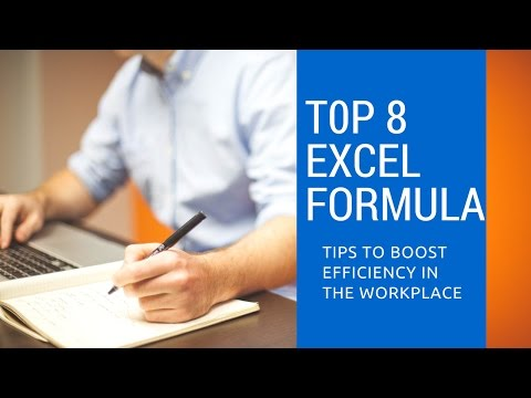 8 Advanced Excel Formula in Hindi
