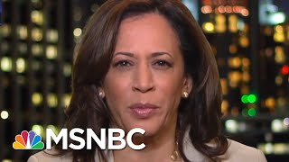 Kamala Harris On Impeachment: Trump Is Least Patriotic President In History | The Last Word | MSNBC
