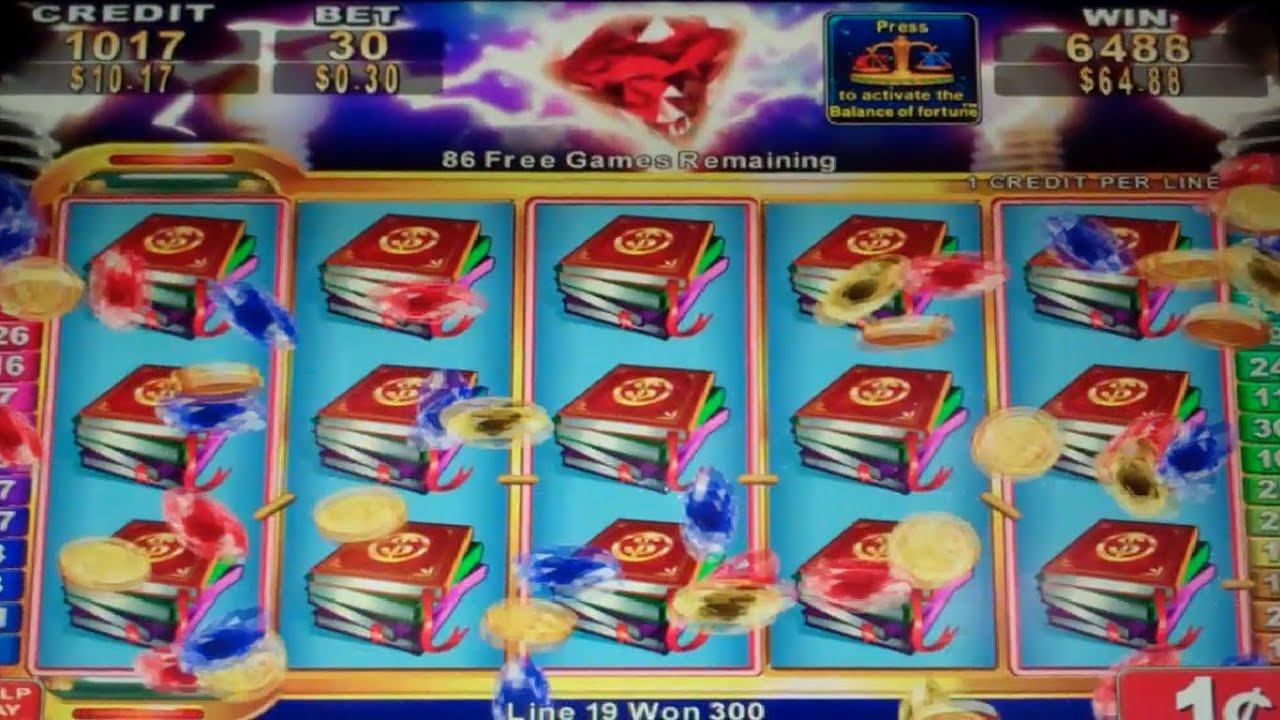 riches slot machine