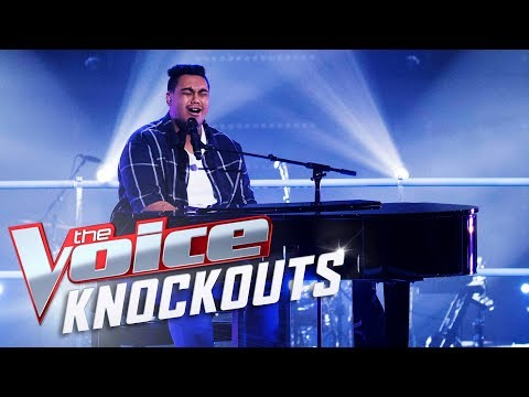 Hoseah Partsch performs Man In The Mirror  | The Voice Australia 2017