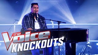 hoseah partsch performs man in the mirror   the voice australia 2017