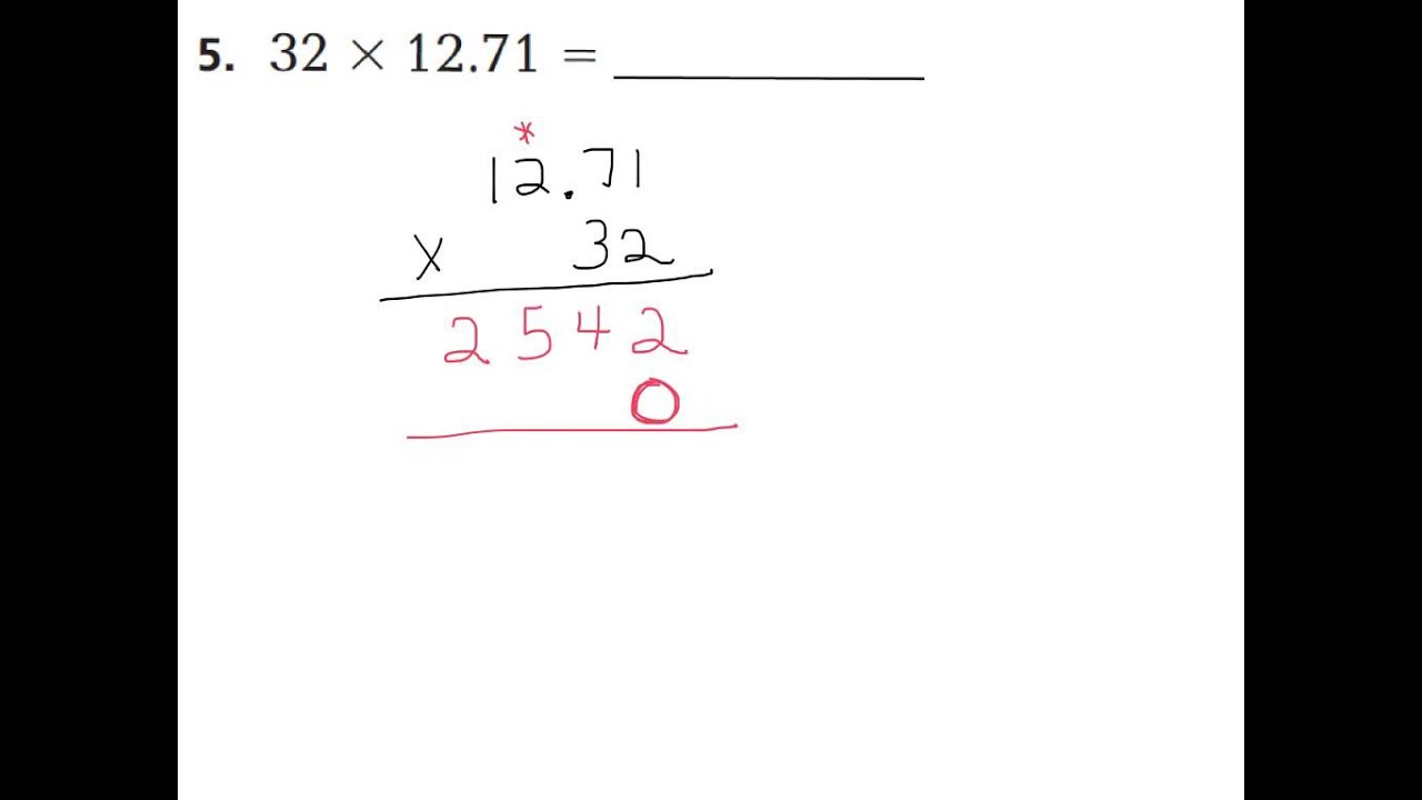 Lesson 44 multiplying decimals expanded form youtube lesson 44 multiplying decimals expanded form falaconquin