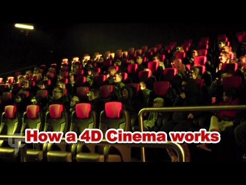 How a 4D Cinema Works