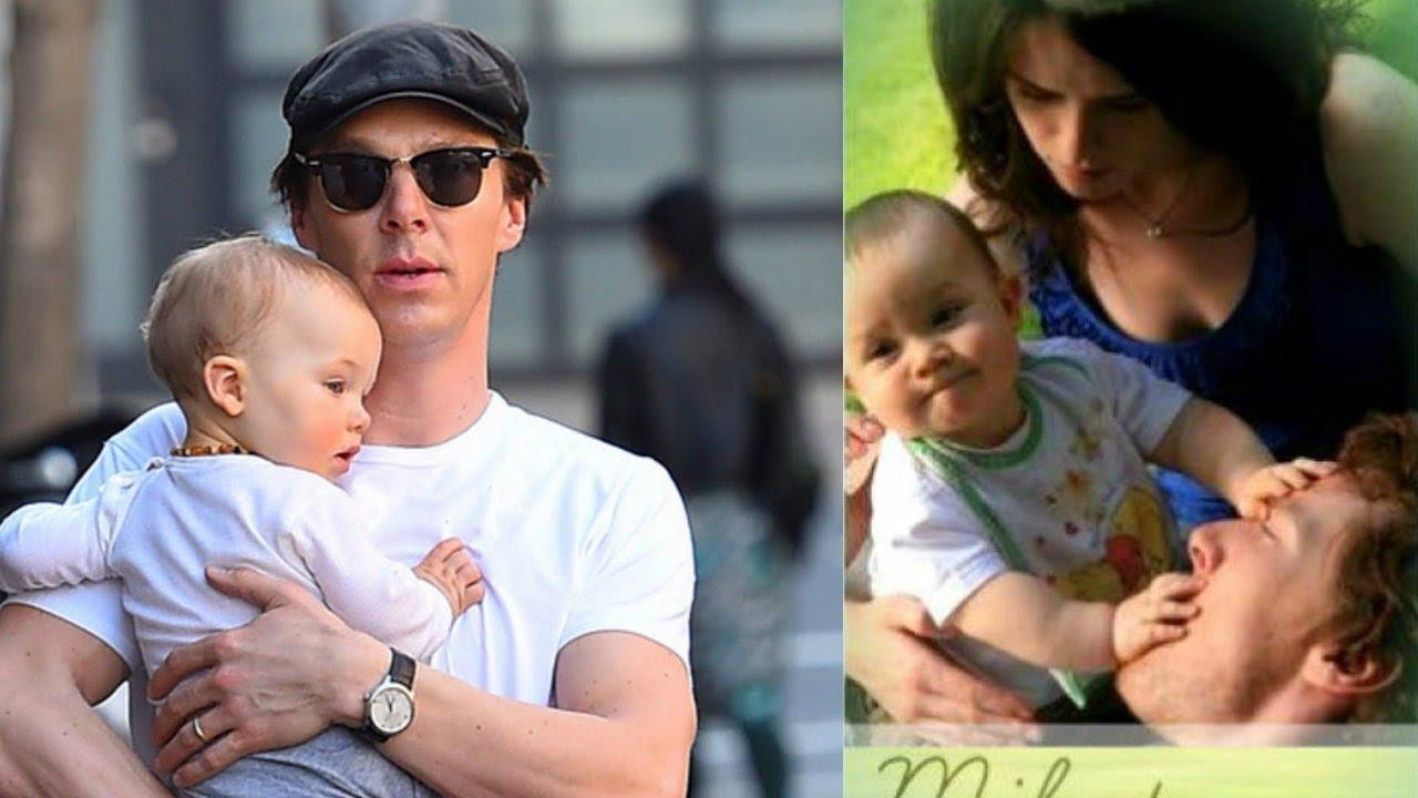 Benedict Cumberbatch Child
