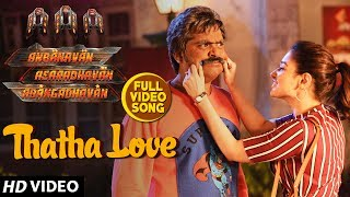 Thatha Love Video Song | AAA Songs | STR, Tamannaah | Yuvan Shankar Raja