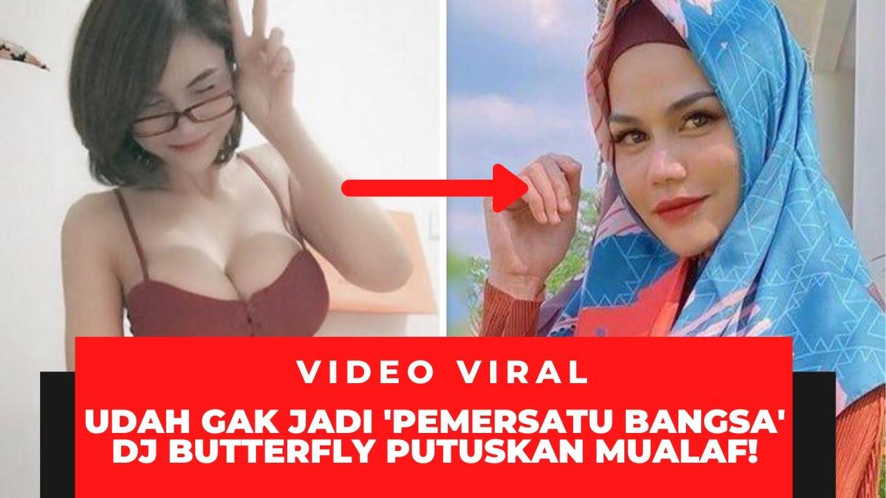 Viral Dj Butterly Mualaf Gak Ada Lagi Konten Pemersatu Bangsa Youtube