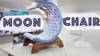 MOON CHAIR lounge DIY