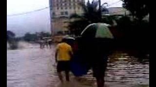 banjir di kg melayu,kluang